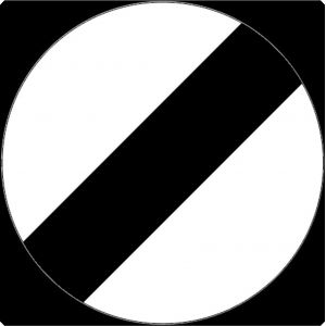 750mm National Speed Limit - 671