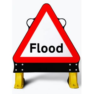 750mm Flood X-Sign