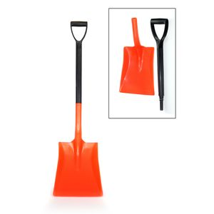 Plastic Shovel - 2 Part