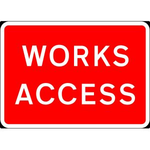 1050x750mm Works Access - 7301