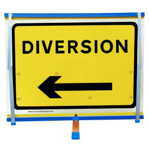 F2 - Diversion with movable Arrow