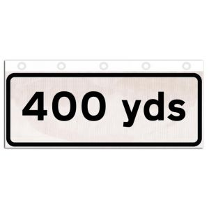 Supplementary Plate - 400 yds