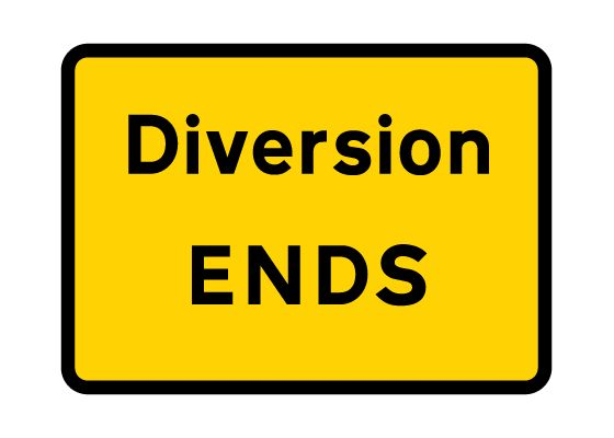 1050x750mm Diversion Ends - 2702
