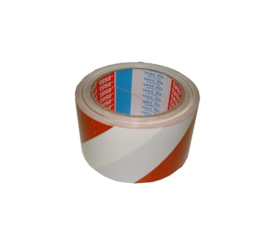 Red White Non-Reflective Self-Adhesive Tape