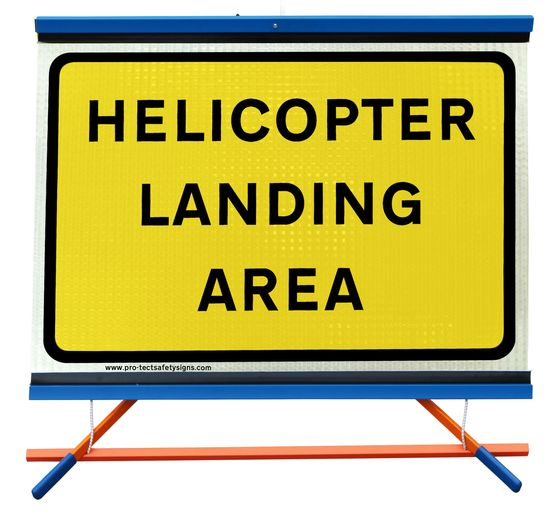 F1 - Helicopter Landing Area