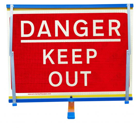 F2 - Danger Keep Out