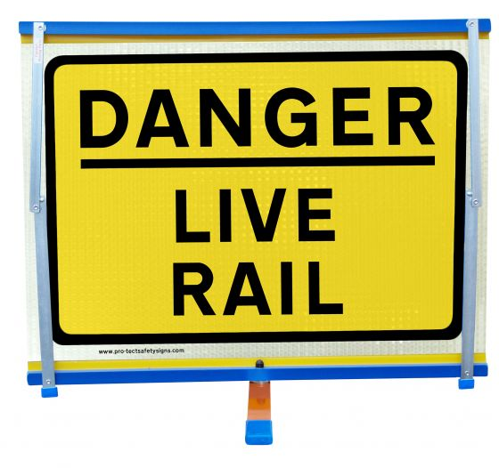 F2 - Danger Live Rail