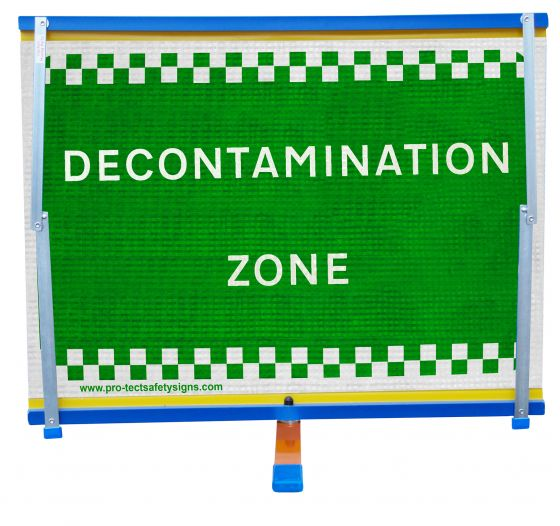 F2 - Decontamination Zone