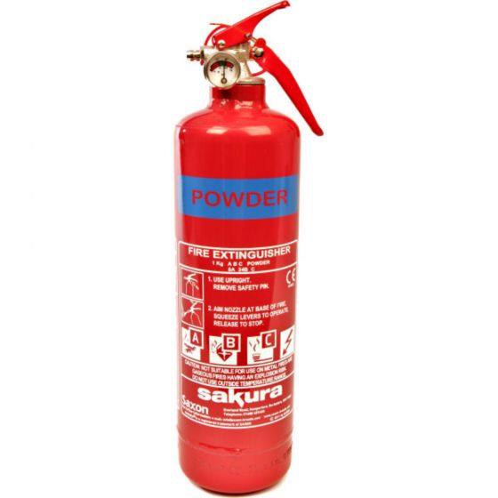 Fire Extinguisher - 1Kg