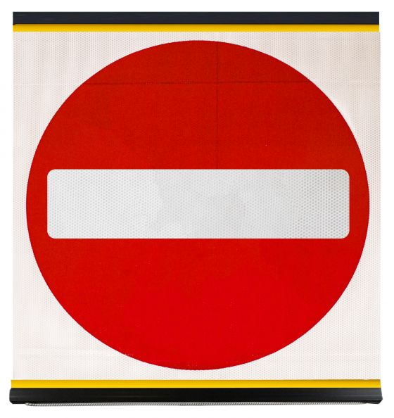 Square - No Entry - 616